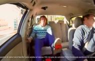 Coca-Cola lança táxi em que os passageiros usam o pedal para ganhar desconto