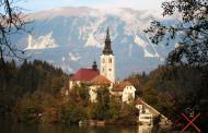 A cidade mágica de Bled