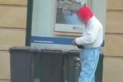 Teste de honestidade com moradores de rua