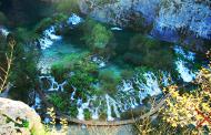 Plitvice Lakes, o melhor da Croácia