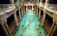 Um banho em Budapeste